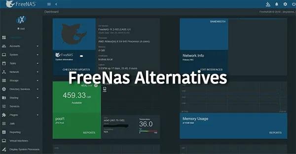 Free NAS Software