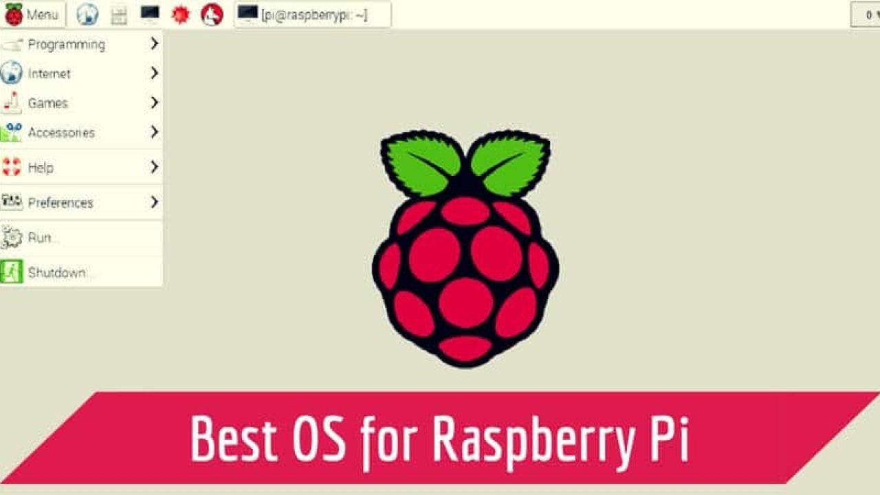 raspberry pi os list