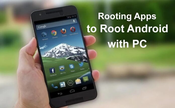 Best Android rooting software for PC