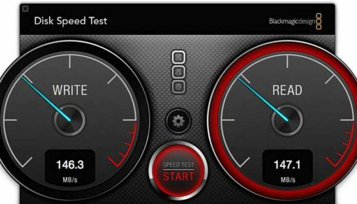 hard drive speed test