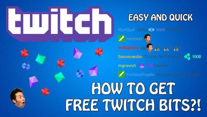 How to Donate Bits on Twitch
