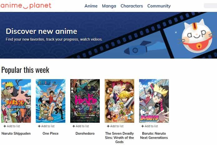 Anime World