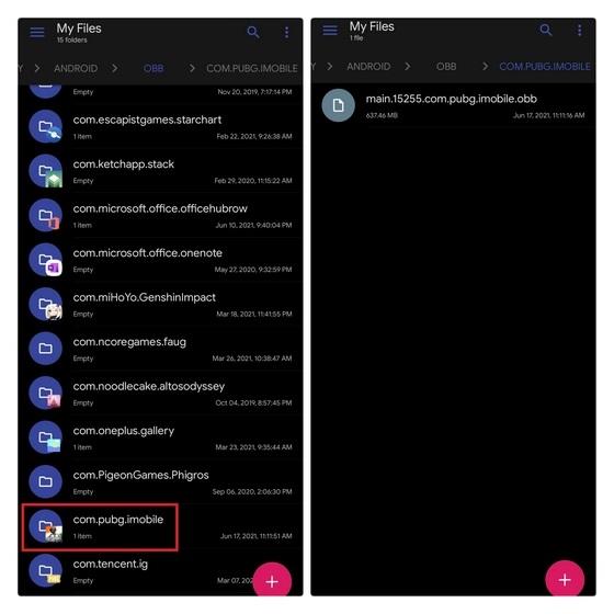 Install battlegrounds mobile india apk