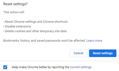 DLG_FLAGS_INVALID_CA Google Chrome