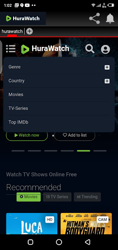 Hurawatch download for Android