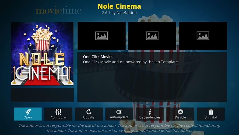 Nole Cinema