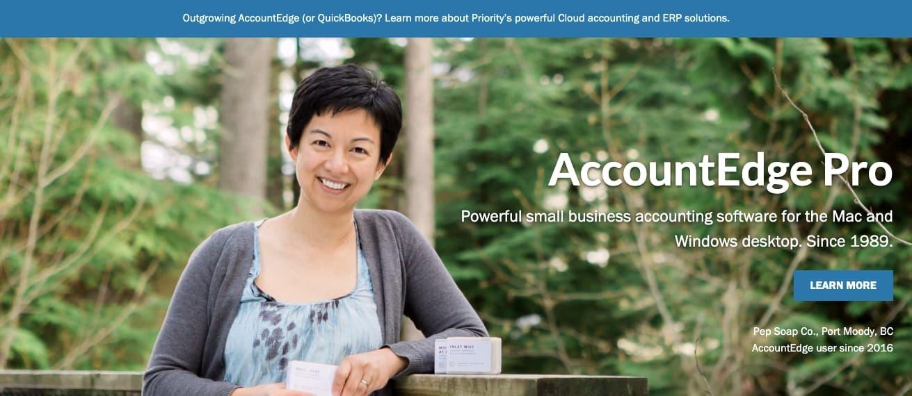 AccountEdge Pro